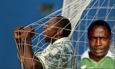 Raseed Yekini is the record goal scorer for Nigeri football team,he died in May 4th 2012