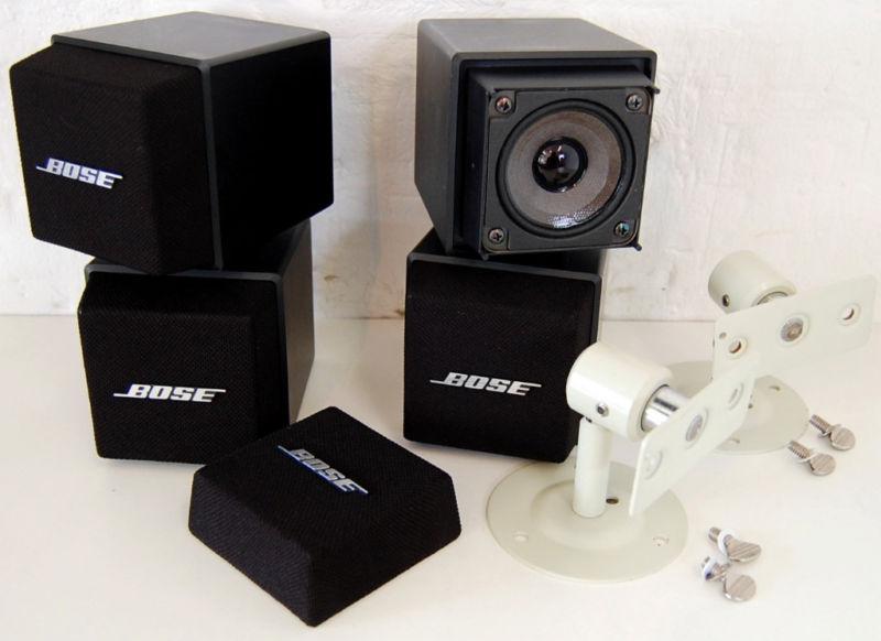 Rewind Audio For Sale Bose Am 5 Acoustimass Double Cube