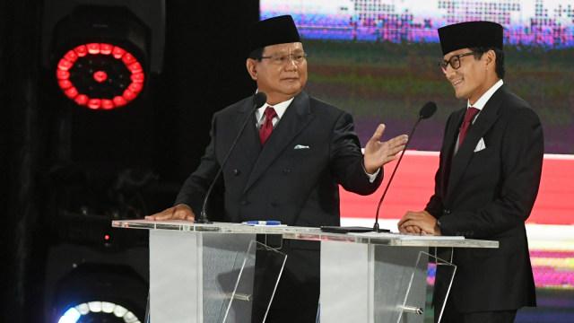 """Tamparan Prabowo Untuk Jokowi Soal """"Holding-Holding"""""""