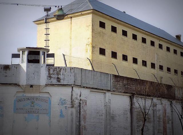 Traslado del complejo penitenciario de Devoto