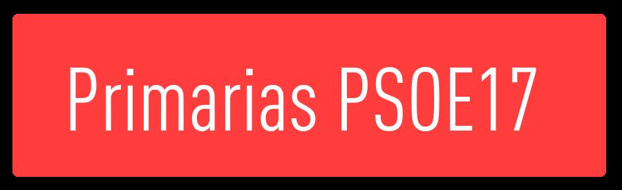 Primarias PSOE17