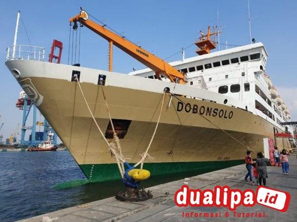 Jadwal Kapal KM Dobonsolo Oktober 2021