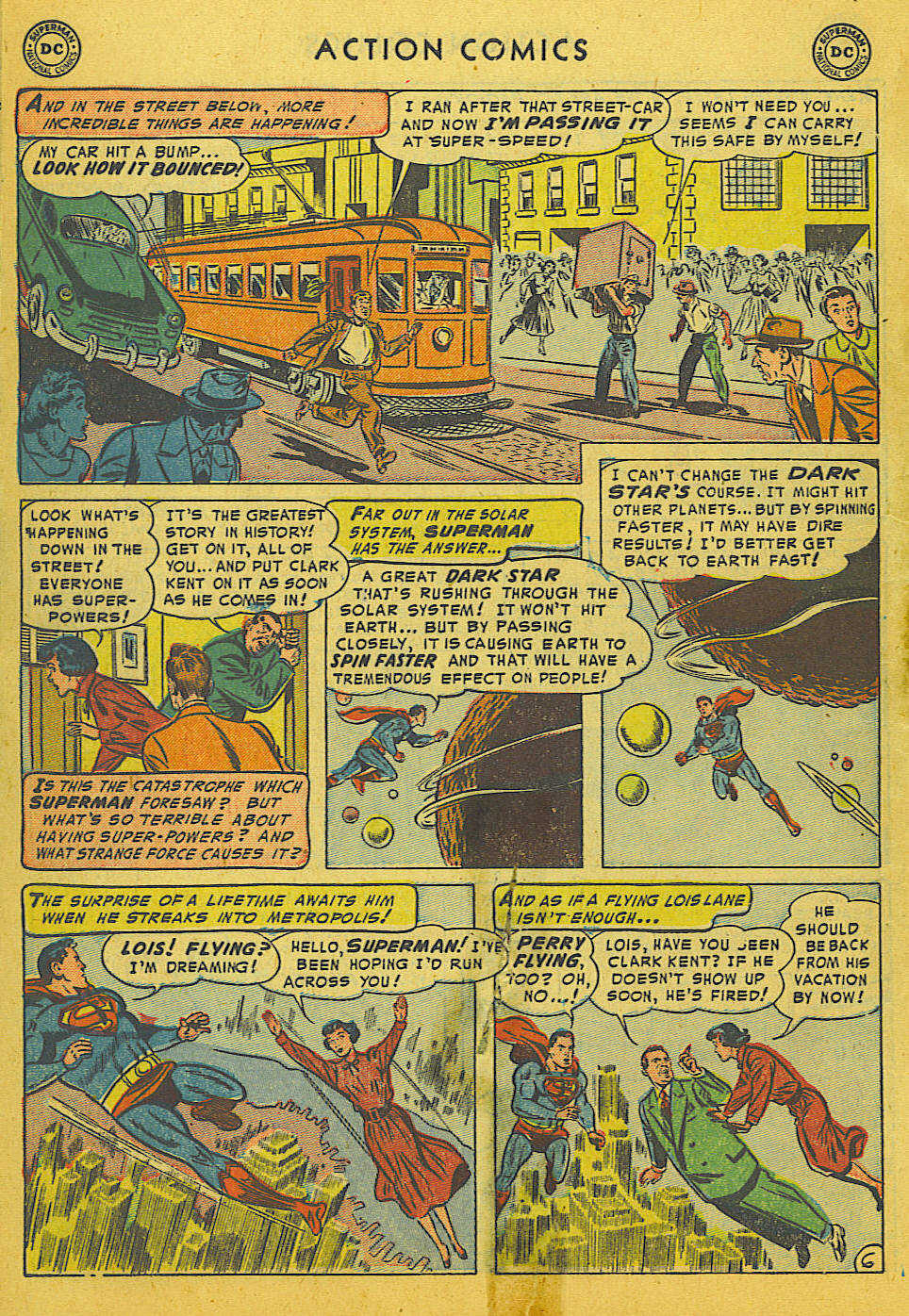 Action Comics (1938) 186 Page 7