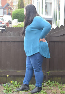Me before my weight loss journey with XLS #boostbuddies side view