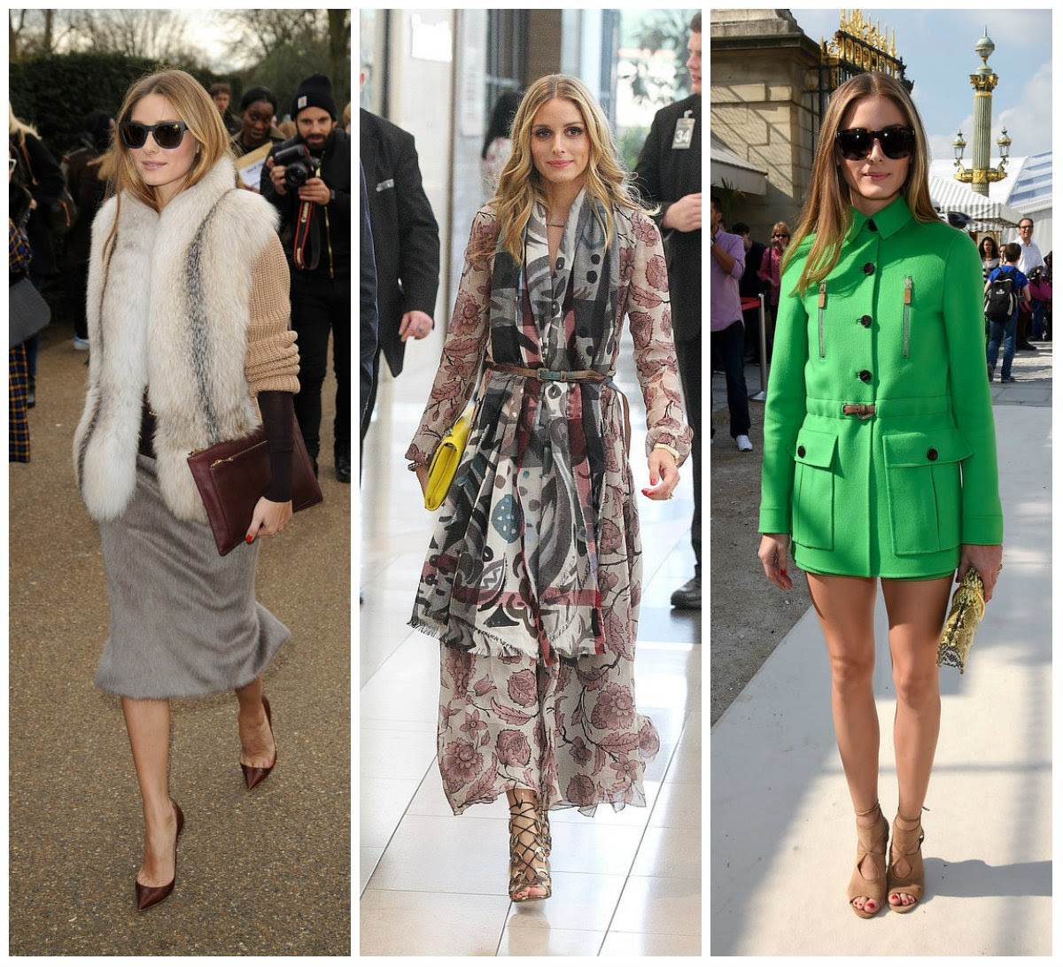 c026378ce61 The Olivia Palermo Lookbook   What would Olivia Palermo wear