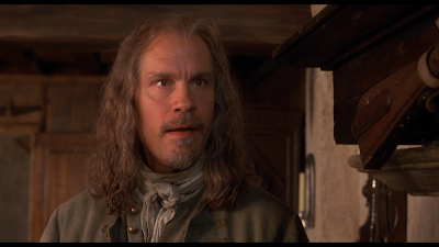 movie The Man in the Iron Mask - John Malkovich as Athos