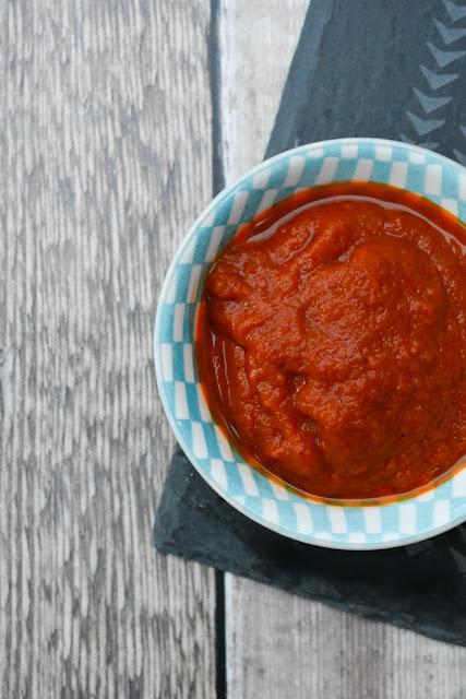 Easy Homemade Chipotle Ketchup