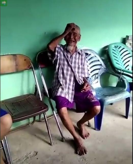 Begini Nasib Kakek Penjual Pisang yang Uangnya Dirampas Pembeli Bermobil