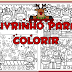 Livrinho para colorir - natal