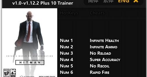Hitman Absolution Trainer By Fling Nuekirsupppriv S Ownd