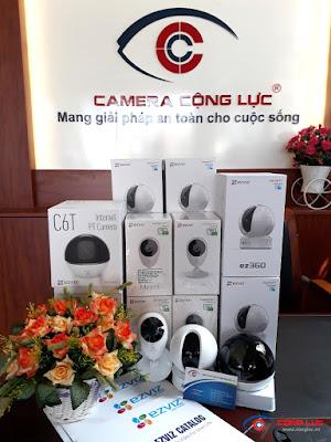 bán camera wifi giá rẻ tại lê chân hải phòng