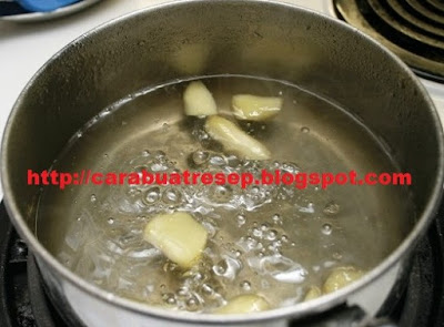 CARA MEMBUAT SIMPLE SYRUP  Resep Masakan Indonesia ™