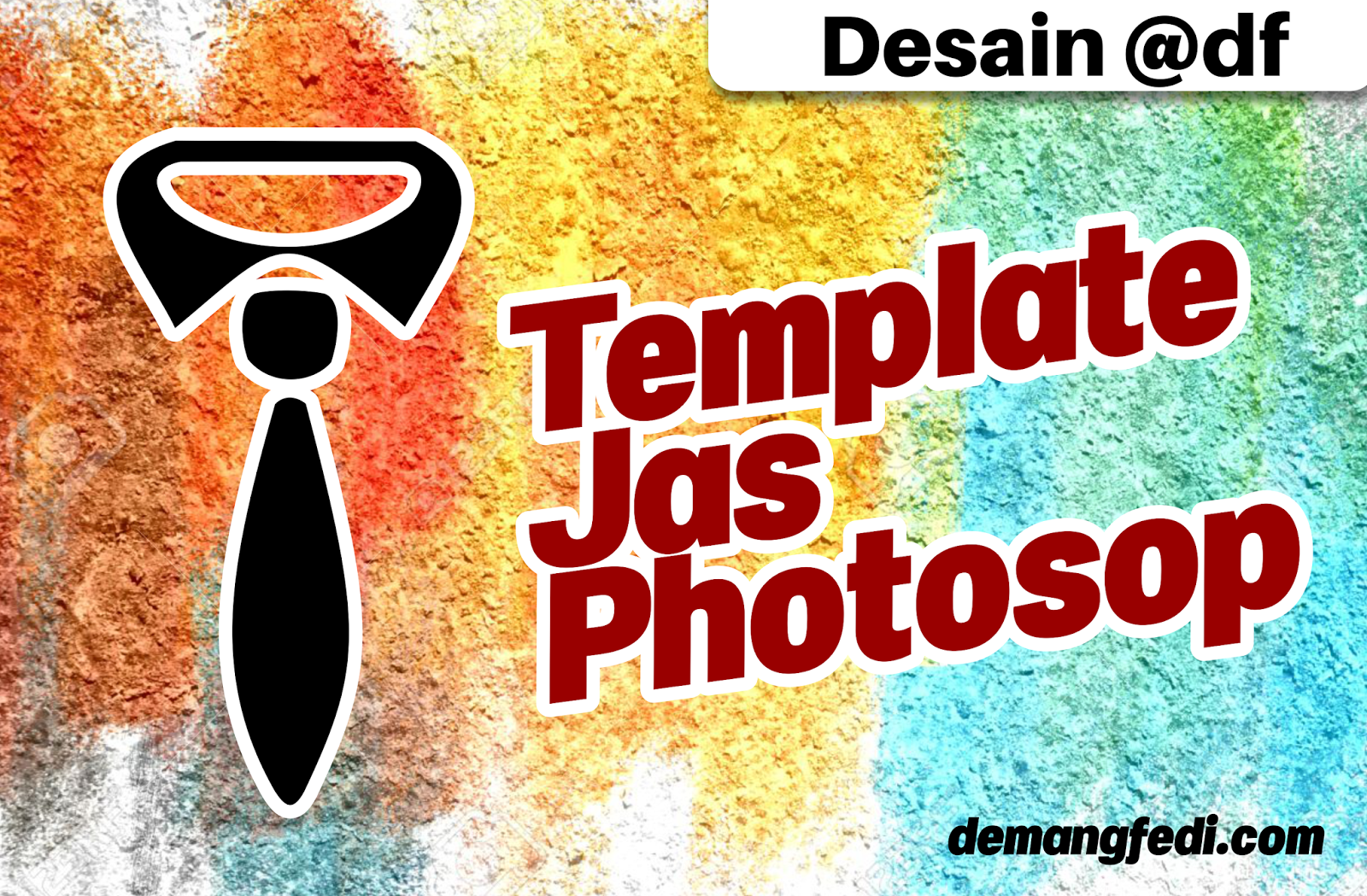 Download Template Jas Photoshop
