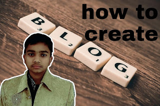 How to create blog