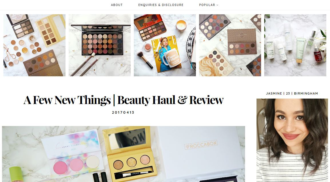 Bloggers You Need To Check Out-Jasmine Talk's Beauty
