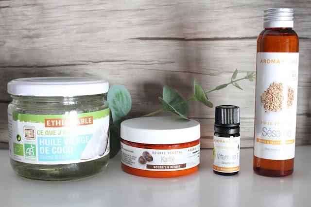 diy - recette maison - recette capillaire simple - proteger ses cheveux - diy simple