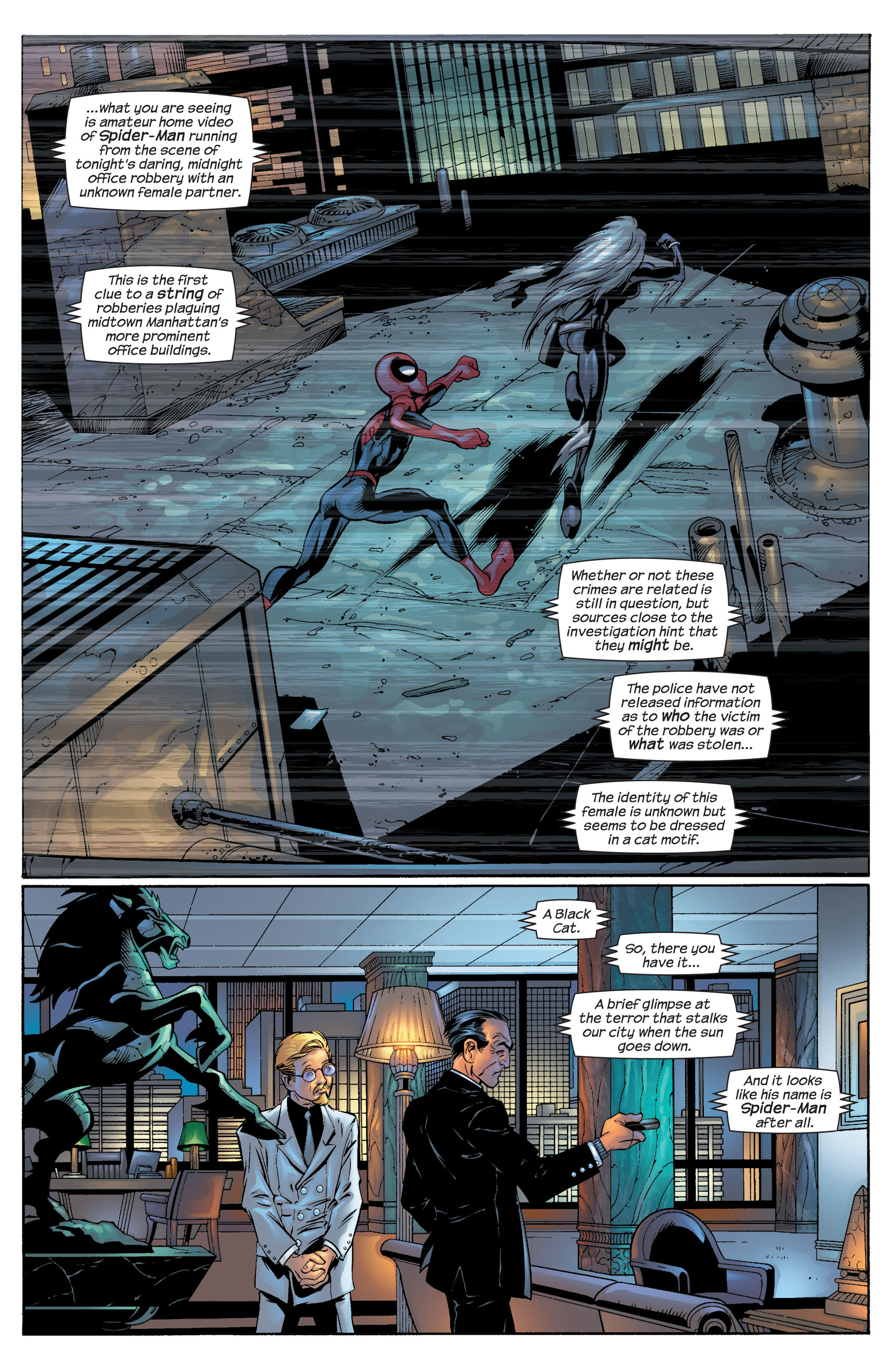 Read online Ultimate Spider-Man (2000) comic -  Issue #51 - 3