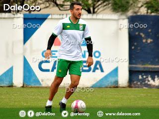 Marcel Román retornaría al equipo titular de Oriente Petrolero ante The Strongest - DaleOoo