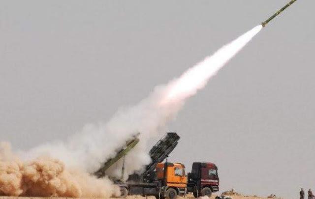 Irán presenta misil balístico Fateh