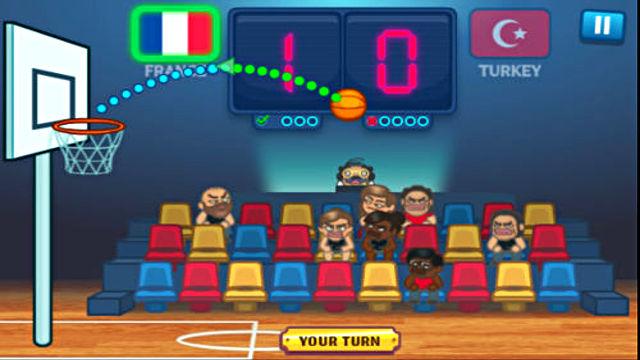 Basket Champs - Image du Jeu