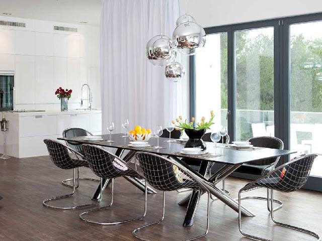 Choosing a Modern Dining Table Choosing a Modern Dining Table modern dining room lighting fixtures