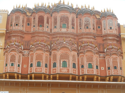 Hawa Mahal : The Pink City Jaipur