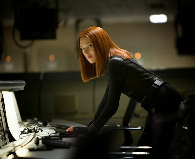 "SNEAK PEEK: 'Black Widow' Says ""Kiss My Ass"""
