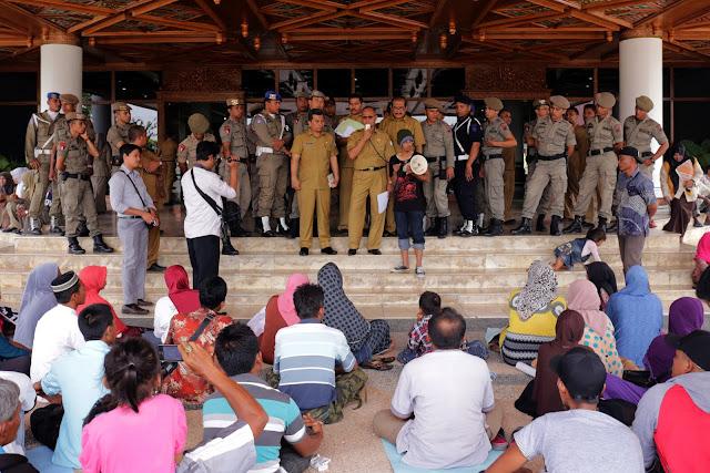 Pemerintah Aceh Janji Selesaikan Konflik Lahan Masyarakat dengan PT. Fajar Baizuri