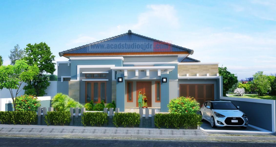 desain rumah elegan aceh   jasa desain rumah
