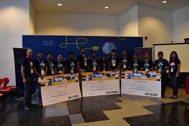 Hackathon 2017 - Winners