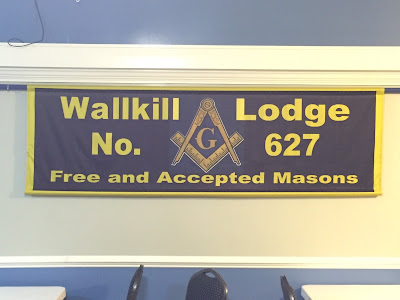 Wallkill Lodge Banner - Printed by Banners.com