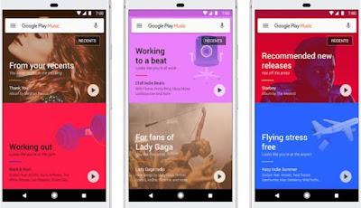 جوجل تستعد لتبسيط خدماتها الموسيقية