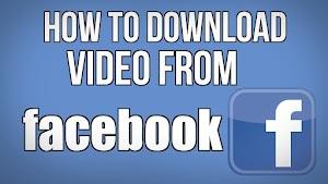 شرح تحميل الفيديو من الفيس بوك بدون برامج