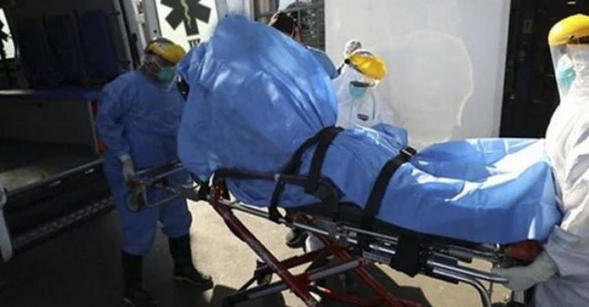 DIRESA Junín confirma segundo fallecido por Coronavirus en la región