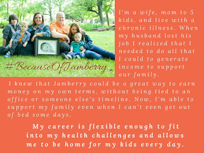 Write A Compelling #BecauseOfJamberry story