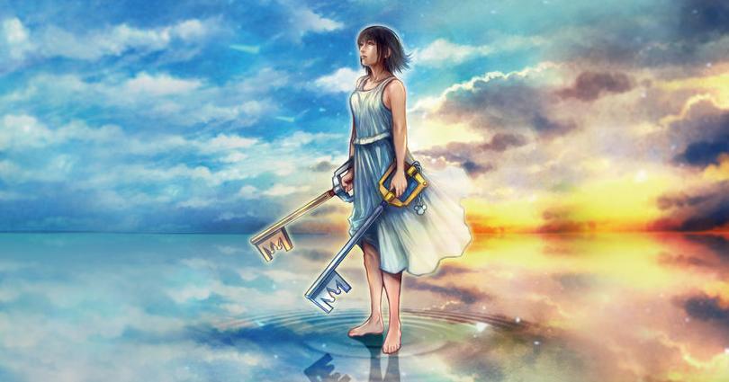 Listen to Hikaru Utada & Skrillex's Kingdom Hearts III theme