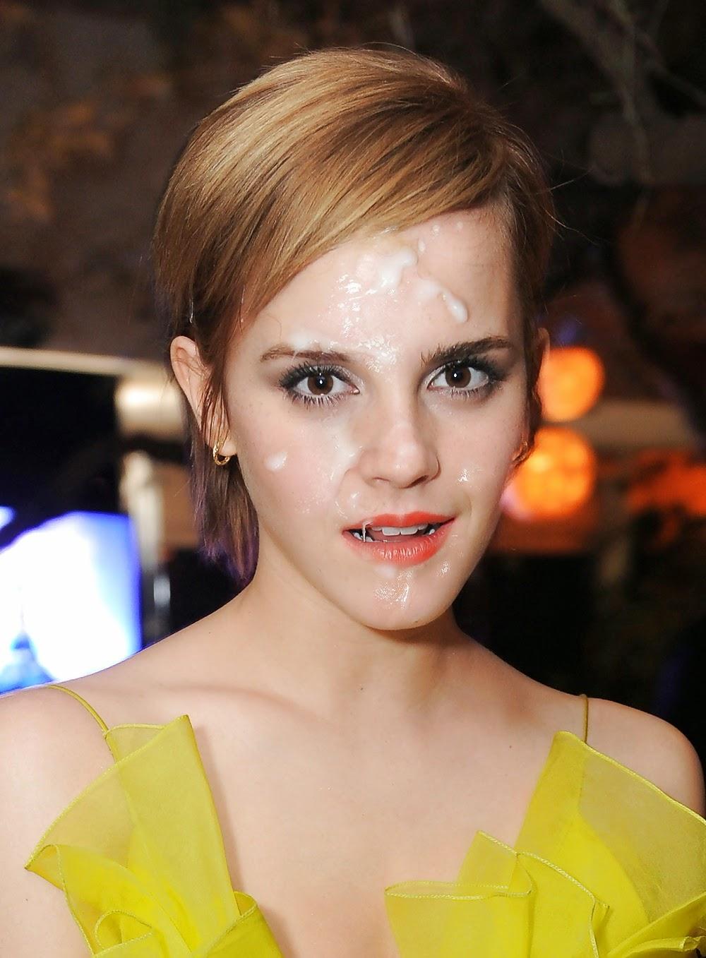 PandaFakes: Emma Watson Facial