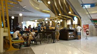 Starbucks Suntec City
