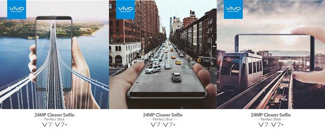 Dapatkan Vivo V7+ Dengan Tawaran Menarik di Senheng/SenQ