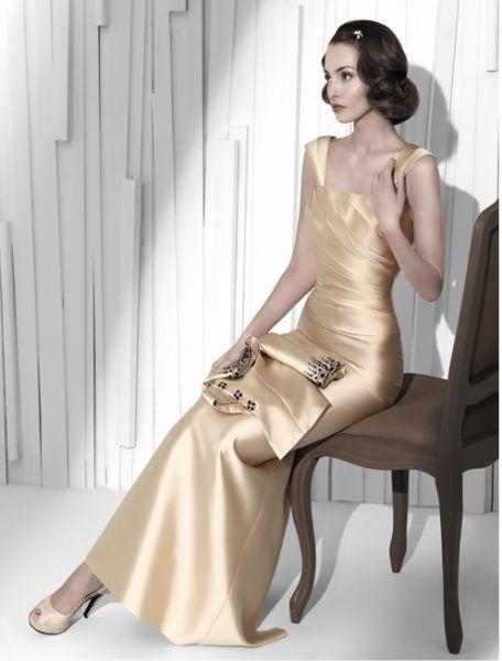61539834f Moda y más  Vestidos de madrina - Colección Manu Alvarez 2011
