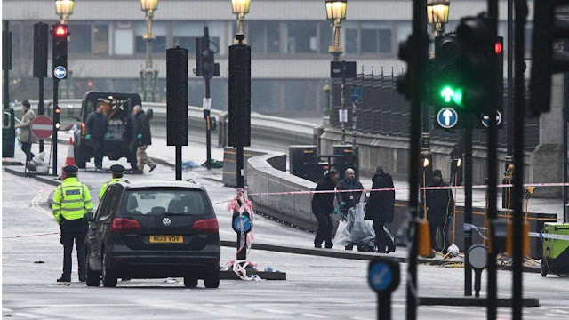 London bombed again, IS claims responsibility [VIDEO]