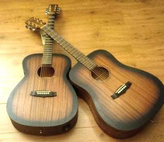 Guitarra acústica Tanglewood serie Crossroad