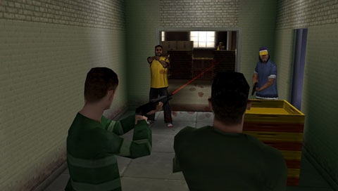 Gangs of London screenshot 1