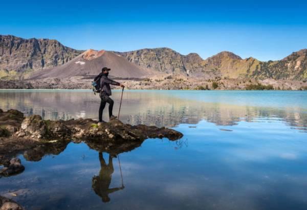Mitos di balik keindahan Danau Segara Anak