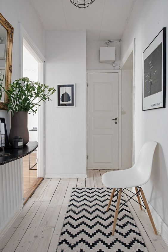 Formas geométricas para decorar los suelos de tu hogar