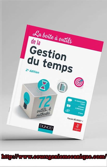 Télécharger La Boîte à Outils de La Gestion Du Temps en pdf