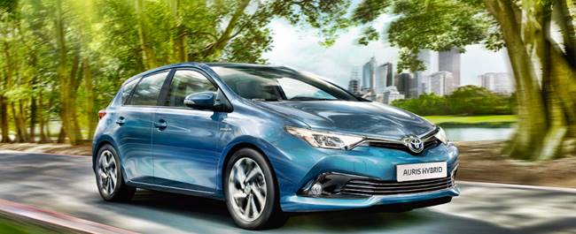 2018 Toyota Auris Review Toyota Reales