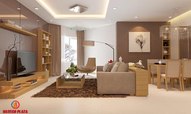 Giá bán căn hộ chung cư Hateco Plaza