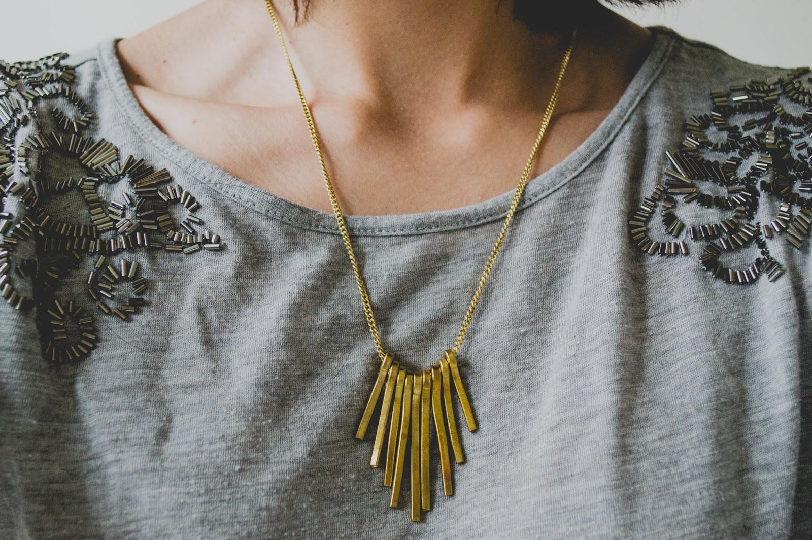 Made Nungunungu Necklace Conscious Commerce
