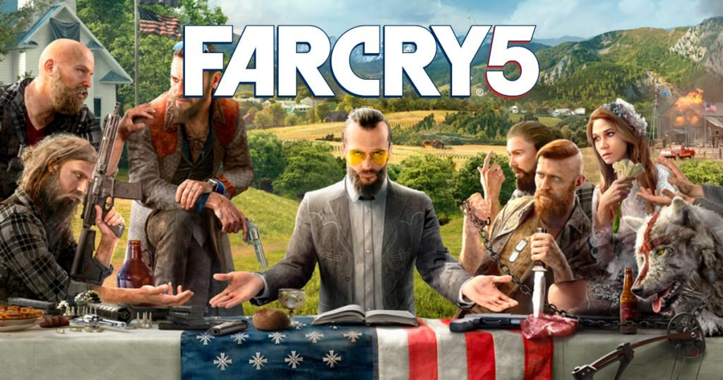 Far Cry 5 PC Game Torrent